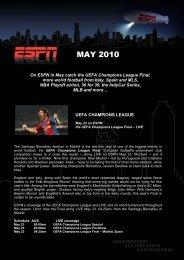 MAY 2010 - Fox Sports