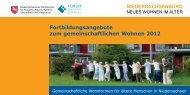 niedersachsenbüro - Wohnprojekte Portal