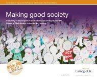 Making good society - Social Welfare Portal