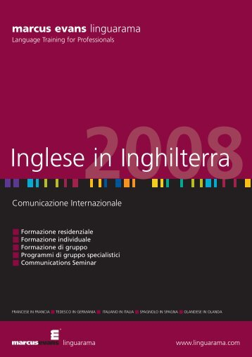 Inglese in Inghilterra - Linguarama