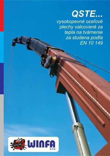 PDF verzia ku katalógu QSTE - WINFA sro