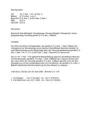 Rechtsquellen: GG Art. 3 Abs. 1, Art. 33 Abs. 5 BBesG § 72 a Abs. 1 ...