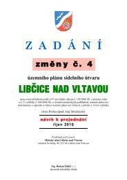 Word Pro - Libčice_Z4_ÚPnSÚ_zadání_SCH - Libčice nad Vltavou