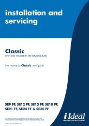 Classic SEFF inst & serv.pdf - Abacus Flame