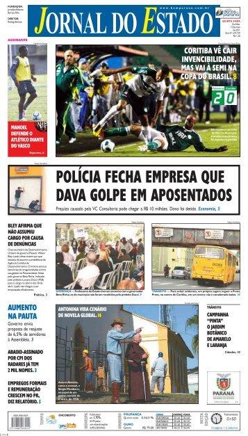 polícia fecha empresa que dava golpe em aposentados - Bem Paraná