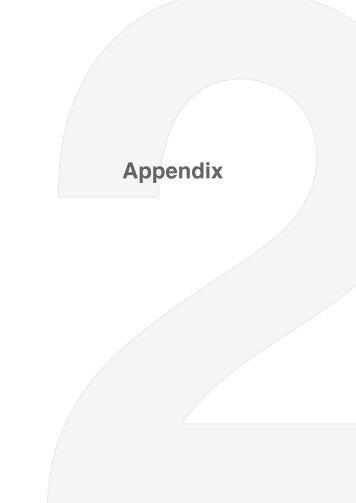 Appendix - Real Instituto Elcano