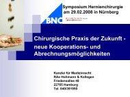 Buchholz & Kollegen Partnerschaft - Berufsverband ...