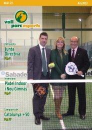 revista 2013.cdr - Vall parc