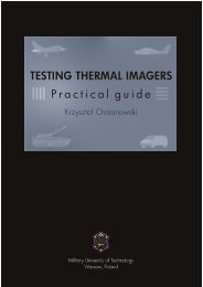 TESTING THERMAL IMAGERS - Practical Guide - Inframet