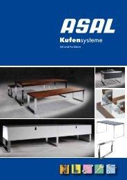 Kufensysteme - ASAL Baubeschlag