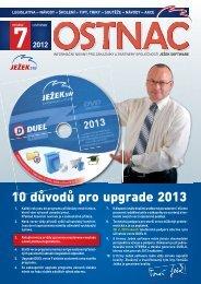 Ostnáč 7/2012 - Ježek software