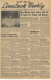 August 25, 1949 - Livestock Weekly!