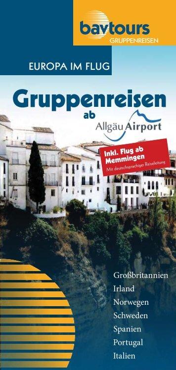Irland - Bavarian Tours Gruppenreisen weltweit GmbH