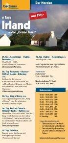 Irland - Bavarian Tours Gruppenreisen weltweit GmbH - Seite 2