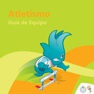 Guía del deporte - sistema de resultados - XVI Juegos ...
