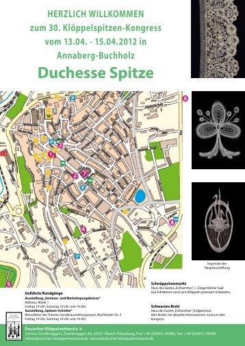 15.04.2012 in Annaberg-Buchholz Duchesse Spitze