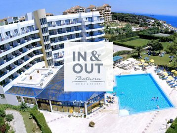 In & Out do Pestana Cascais - Pestana Hotels & Resorts