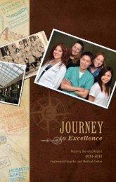 2012 Nursing Biennial Report - Englewood Hospital and Medical ...