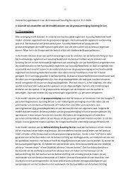 Voorstel agendapunt 4 groepsraad Scouting De Lier 31-3-2008