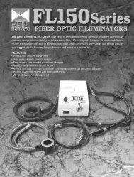 Page 1 Page 2 FL151I115 Dual arm fiber optic illumination system ...