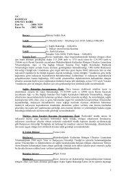Röntgen Cihazının Lisanslanması Hakkında - Türk Dişhekimleri Birliği