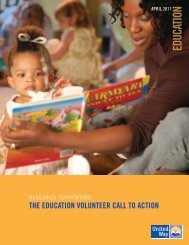 Volunteer Call to Action