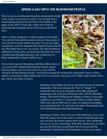 Black Chantarelles.pdf - The Mushroom Hunter