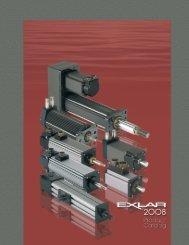 Exlar Catalog 6/04 - TG Drives