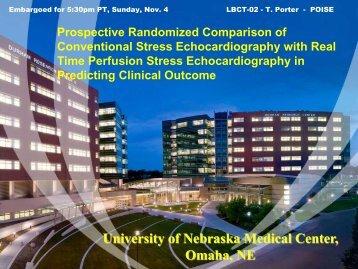 University of Nebraska Medical Center, Omaha, NE - 1