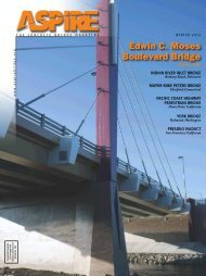ASPIRE Winter 12 - Aspire - The Concrete Bridge Magazine