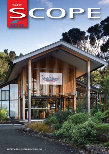 ISSUE 27 - Metal Roofing Manufacturers