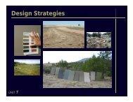 7. Design Strategies