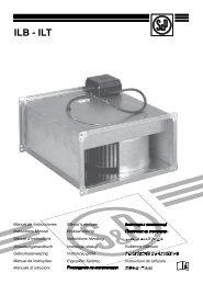 ILB - ILT - Soler & Palau Sistemas de Ventilación, SLU