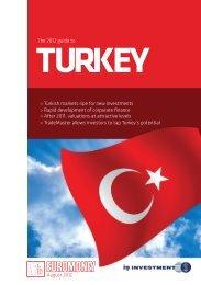 Turkey-Guide-2012 v7.indd - Euromoney