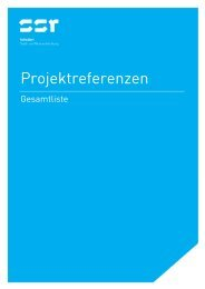 Projektreferenzen - Gesamtliste - Schulten Stadt- und ...