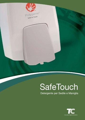 SafeTouch - Detergente per Sedile e Maniglia - Grupposds.it