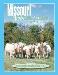 Missouri - American International Charolais Association