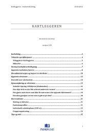 KARTLEGGEREN - Fagbokforlaget