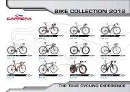 BIKE COLLECTION 2012 - Pro Bike Center