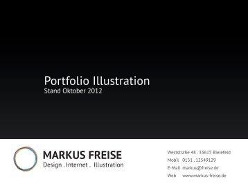 Portfolio Illustration - Markus Freise