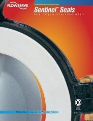 1-SENTINEL SEAT BULLETIN - Flowserve Corporation