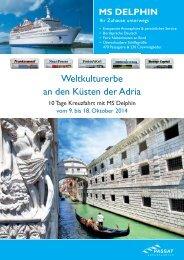 Weltkulturerbe an den Küsten der Adria - Lesershop