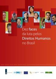 Dez faces da luta pelos Direitos Humanos no Brasil - Acnudh
