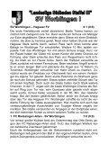 DJK Villingen - SV Worblingen - Seite 7
