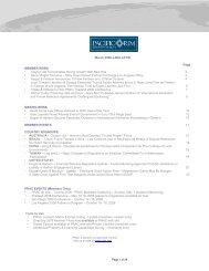 March 2006 e-Bulletin(.pdf) - Pacific Rim Advisory Council (PRAC)