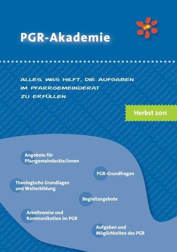 PGR-Akademie
