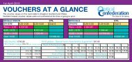 Vouchers at a Glance 2013 - Optical Confederation