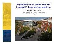 Amino Acid Based Polymers - Tekes