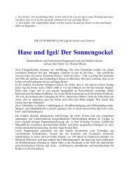 Hase und Igel_MIRAKULUM