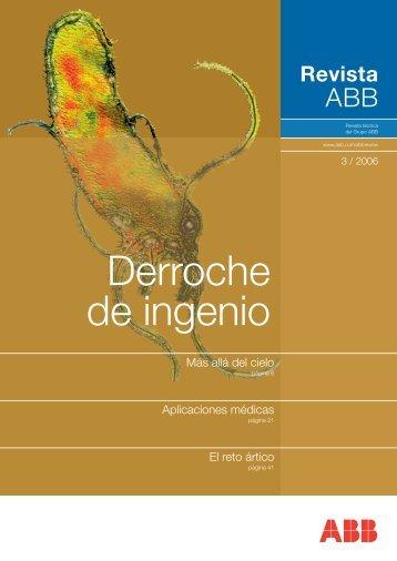 Derroche de ingenio - Contact ABB